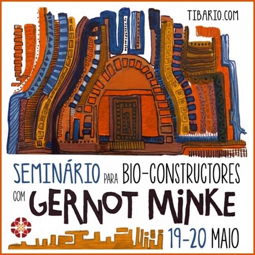 Seminario Bio-Construcción TIBA, Bom Jardim RJ, Brasil 19.-20.5.2018